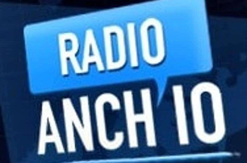 Intervista Radio Anch'Io