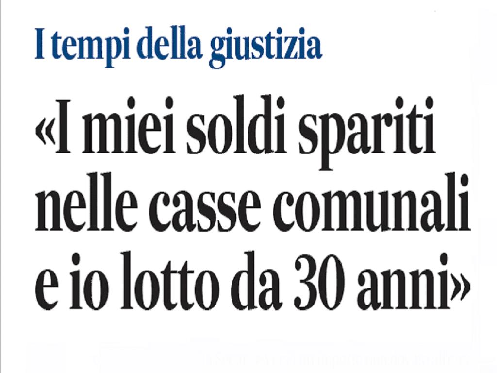 Aldo Coronati Trent'Anni Di Battaglie Per Far Valere I Propri Diritti | aivm.it