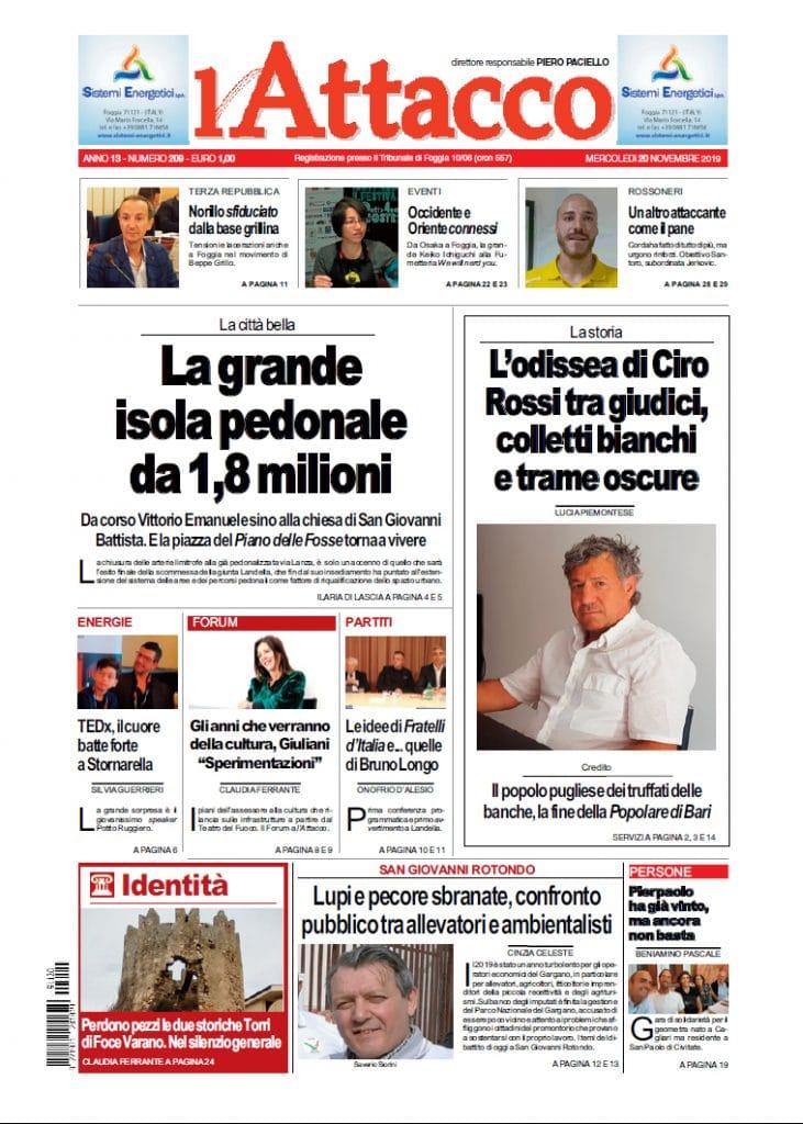 L'Odissea di Ciro Rossi Tra Giudici, Colletti Bianchi e Trame Oscure.