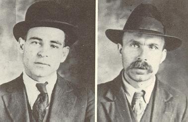 Sacco e Vanzetti foto originale